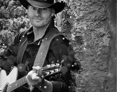 Chris Bannister performs at Upstairs at the Gather on 11th December 2021