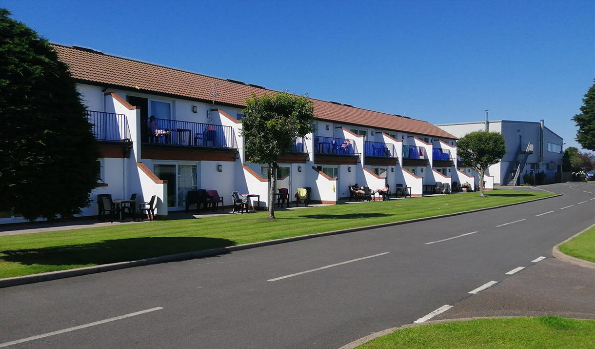 Stanwix Park Holiday Centre - Self Catering Apartments
