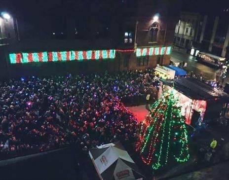 Barrow Christmas Lights Switch-On Event