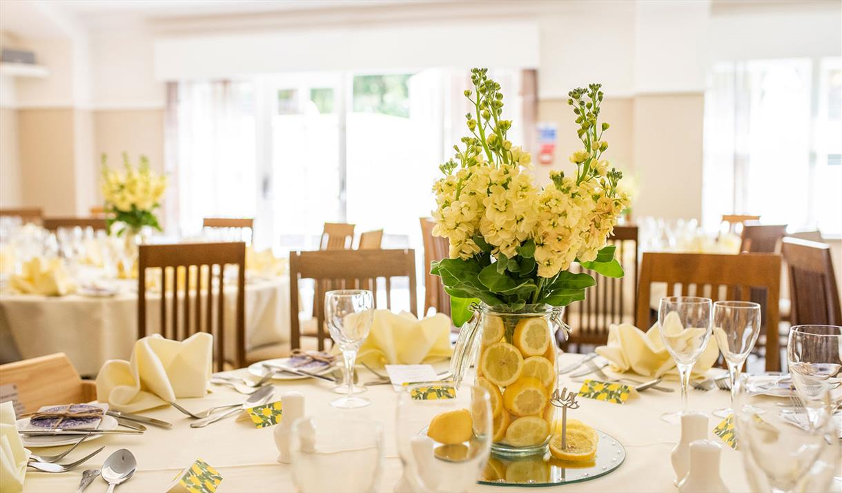 Weddings at Briery Wood Country House Hotel