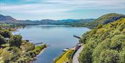 Cruise on the Lake District's Most Beautiful Lake with Ullswater Steamers