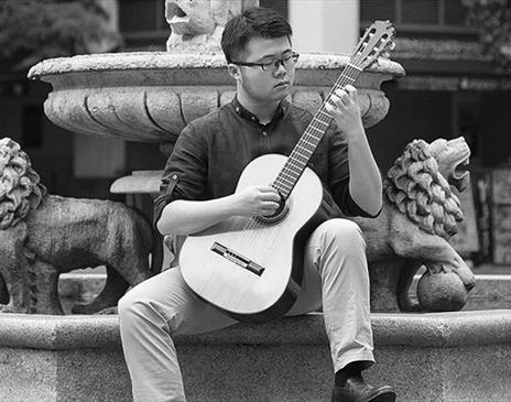 Ulverston International Music Festival 2021- Kevin Loh: Guitar