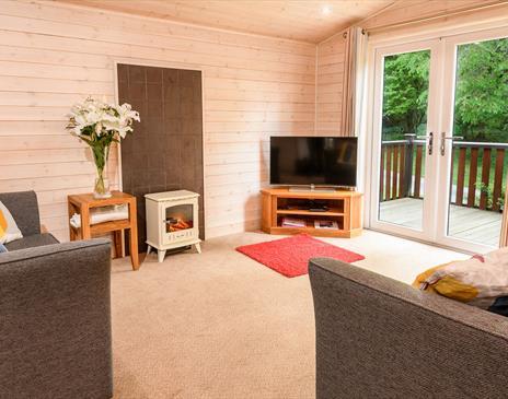 Woodlands Pine Lodges