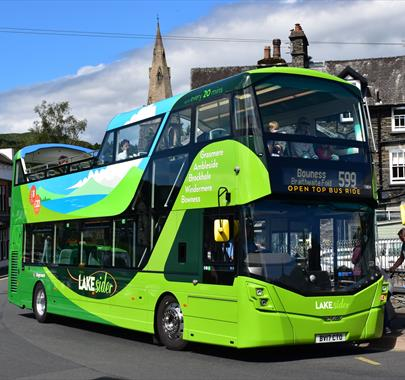 Buses to and from Keswick