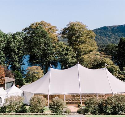 Weddings at The Lingholm Estate