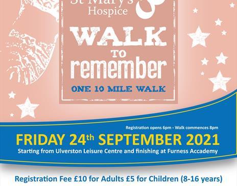Walk 2 Remember