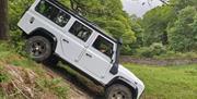 4x4-off-roading with Graythwaite Adventure