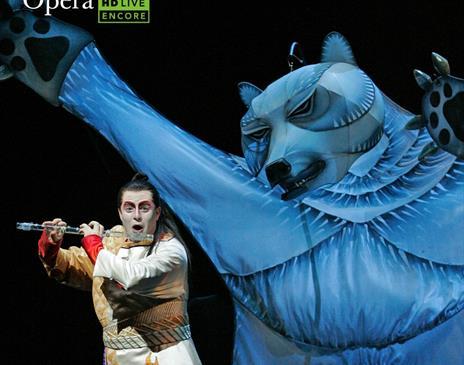 Film: Met Opera: The Magic Flute