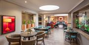 The Greenhouse Restaurant Bar at Castle Green Hotel
