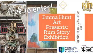 Summer of Fun Exhibition with Cumbria Creatives and More!