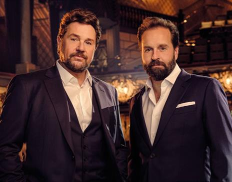 Film: Michael Ball and Alfie Boe - Back Together