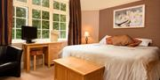 Bedrooms at Woodlands Country House Hotel