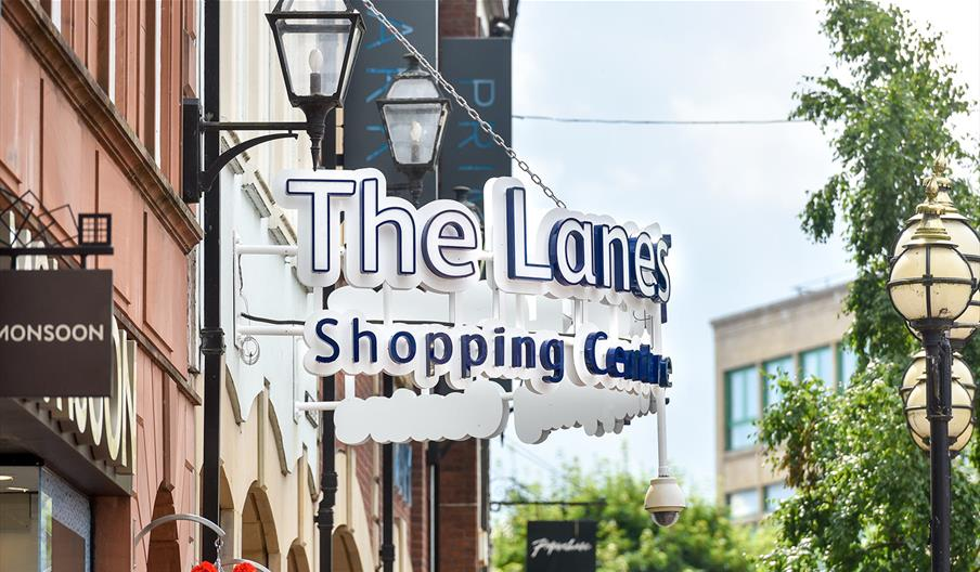 The Lanes Shopping Centre