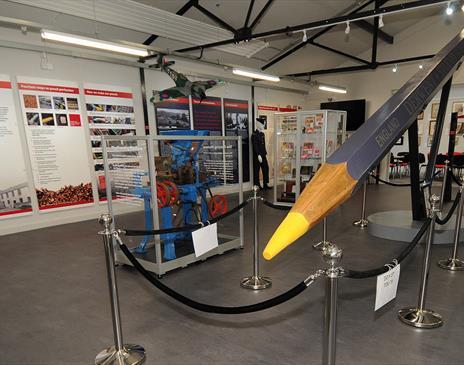 The Pencil Museum