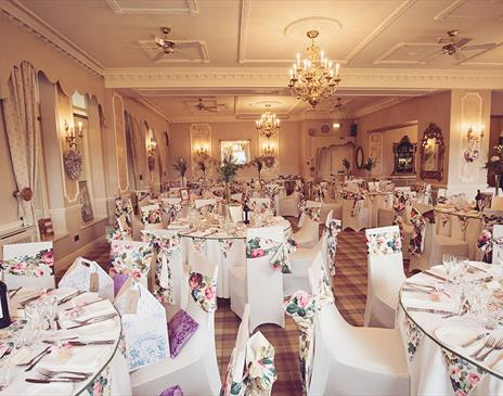 Weddings at Merewood Country House Hotel