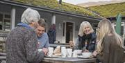 Aira Force Tea Room © National Trust Images, Stewart Smith