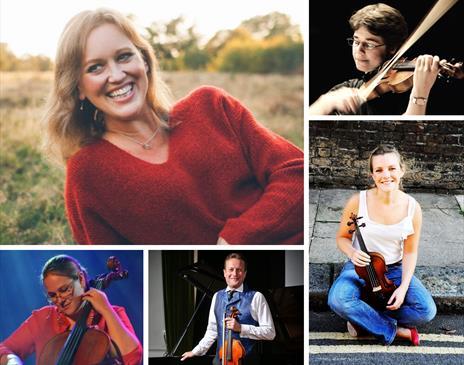 Anna Tilbrook Quintet