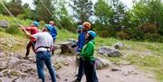 Path To Adventure Team Building Activities