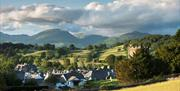Views from the Beatrix Potter Gallery, Hawkshead