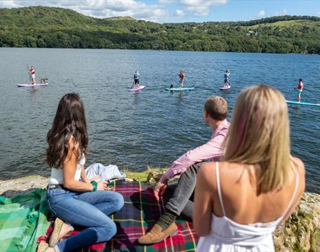 Peaks and Paddles Lake District National Park Experience with Graythwaite Adventure