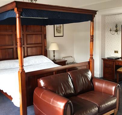 Crow How Bedroom 1 - Premier Room