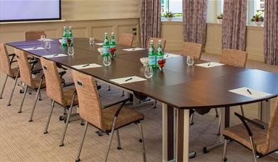 Meeting rooms at The Belsfield Hotel