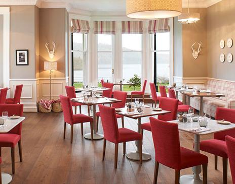 The Brasserie at Laura Ashley The Belsfield Hotel