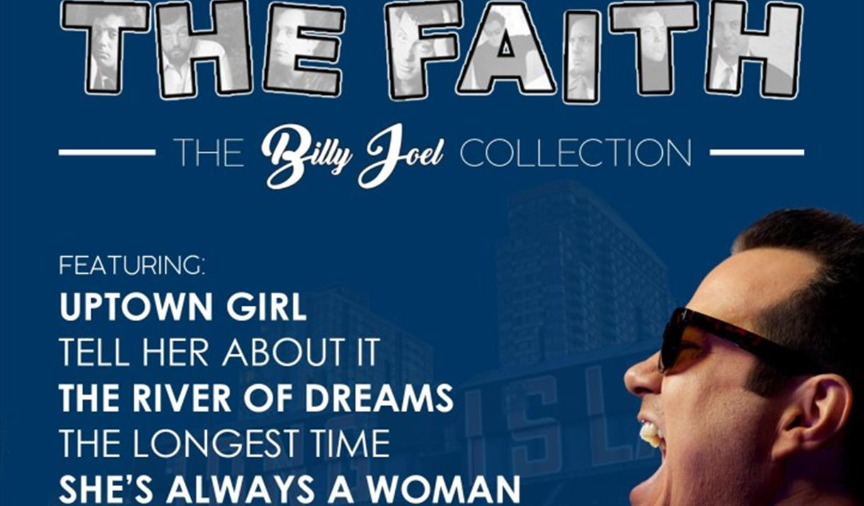 Keeping the Faith – The Billy Joel Collection