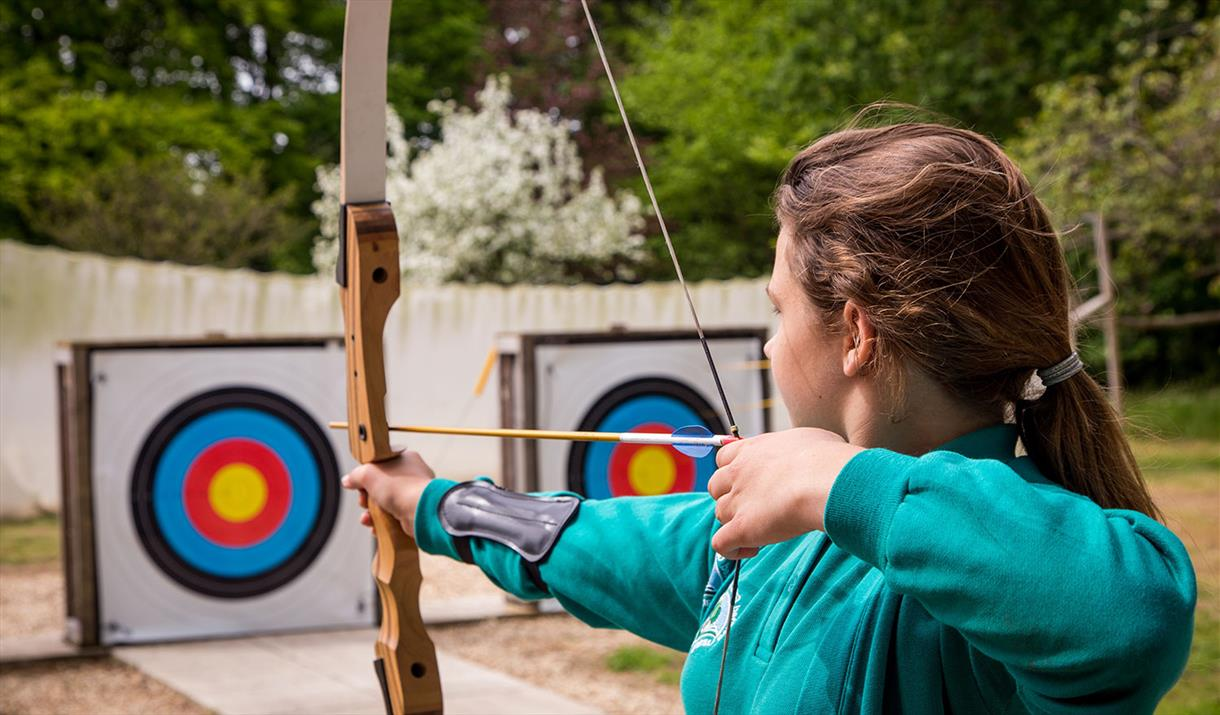 Bushcraft Courses & Archery Sessions with Path to Adventure