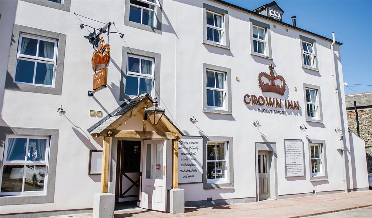 Crown Inn at Pooley Bridge