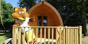 Stanwix Park Holiday Centre - Glamping Pods