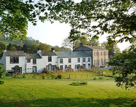 Self Catering at Waterfoot Park