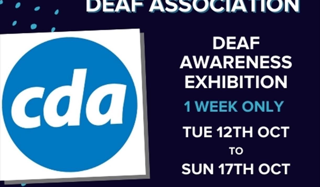 Deaf Awareness Exhibition (Cumbria Deaf Association)