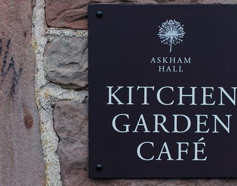 Askham Hall - Kitchen Garden Cafe
