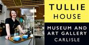 John Watt Cafe at Tullie House Museum and Art Gallery