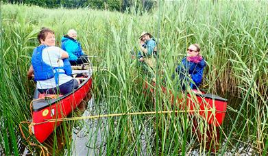 Accessible Canoeing in the Lake District - Open to everyone - Anyone Can