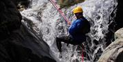 Aquaseiling and Canyoning - Activities in Lakeland