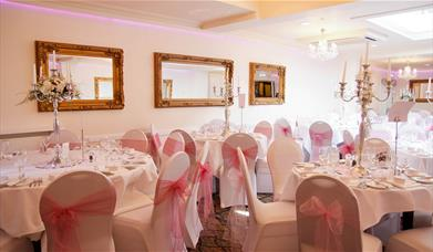 Weddings at Wordsworth Hotel and Spa