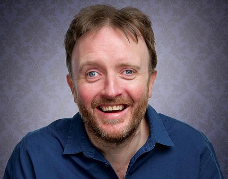 Chris McCausland: Speaky Blinder