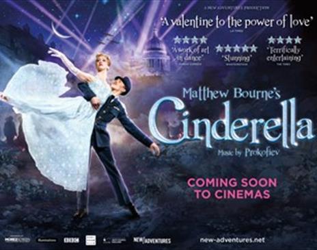 Cinderella - Matthew Bourne