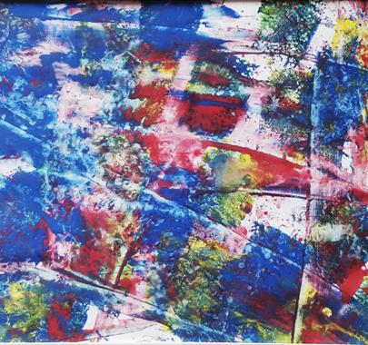 Family Art Workshop - Paint and Pastels with Claire Griffel