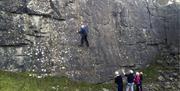 Climbing - Activities in Lakeland