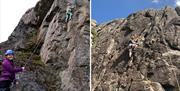 Climbing Experience for Groups with The Lakes Mountaineer