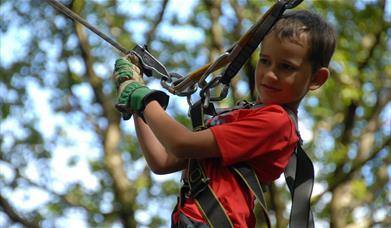 Lakeside YMCA - Rocks & Ropes Activities
