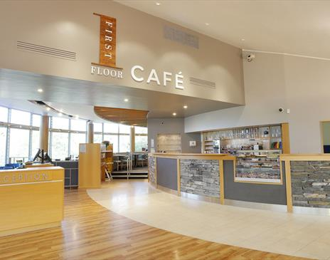 First Floor Cafe at Lakeland