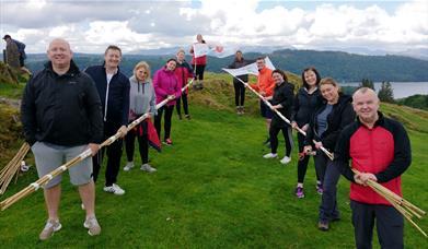 Activities in Lakeland - Team Building