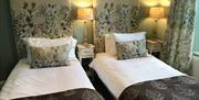 Room 6 - Super King/Twin Suite