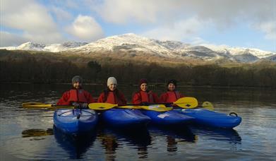 Joint Adventures - Kayaking