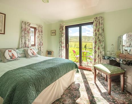 Double room at High Greenside Bed and Breakfast