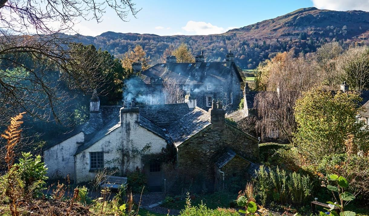 Dorothy and William Wordsworth's Herbs: Features, Folklore and Uses